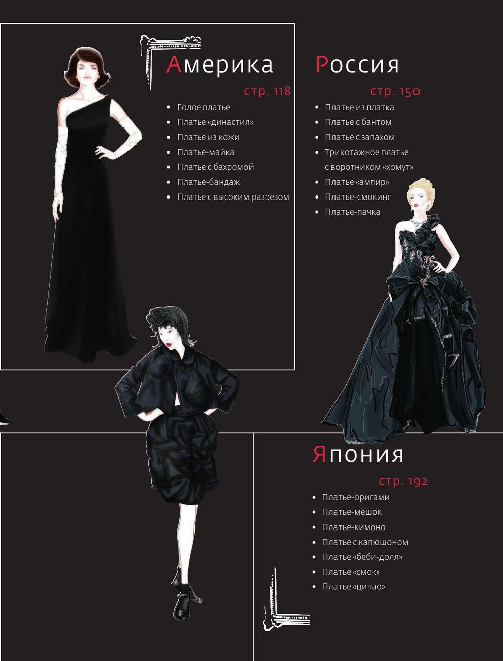 def26cf87dd Триумф черного платья. Создай свой неповторимый стиль» Наталия ...