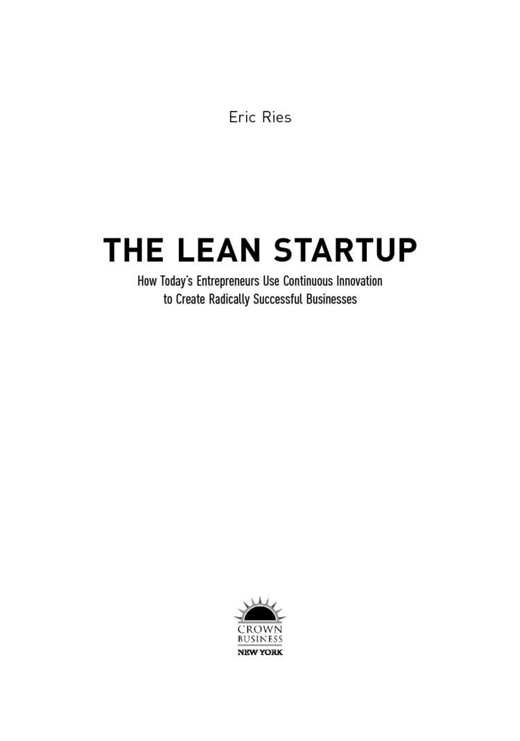 стартап. настольная книга основателя стив бланк