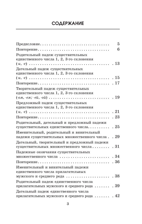 Тексты контрольных диктантов 4 класс
