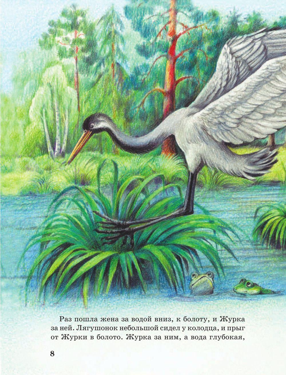 Рисунок к рассказу пришвин говорящий грач 6