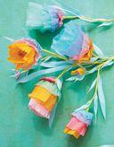 От листка к лепестку. 75 фантастических бумажных цветов своими руками — фото, картинка — 12