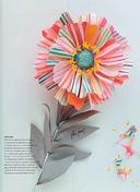 От листка к лепестку. 75 фантастических бумажных цветов своими руками — фото, картинка — 3