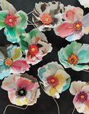 От листка к лепестку. 75 фантастических бумажных цветов своими руками — фото, картинка — 4