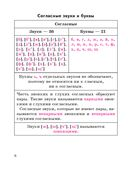Русский язык в таблицах и схемах с мини-тестами. Курс начальной школы — фото, картинка — 8
