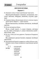 Русский язык. Тематический контроль. 2-4 классы — фото, картинка — 2