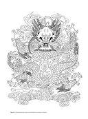 Удивительный Китай. Раскраски, поднимающие настроение (с перфорацией) — фото, картинка — 4