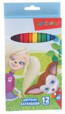 Набор карандашей цветных