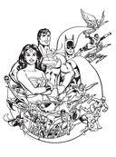 Супергерои DC COMICS — фото, картинка — 2