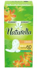 Ежедневные прокладки NATURELLA Calendula Tenderness Normal (60 шт.) — фото, картинка — 1