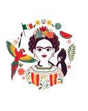 Фрида Кало. Маленькие истории о великих людях — фото, картинка — 1