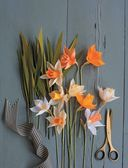 Всем цветы! Роскошные цветочные композиции из бумаги. Практическое руководство для начинающих — фото, картинка — 5