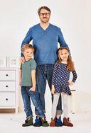 Уютные тапочки, сапожки и носочки для всей семьи. Вяжем из разноцветных квадратов — фото, картинка — 7