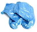 Чехлы грязезащитные для обуви (M; голубой) — фото, картинка — 1