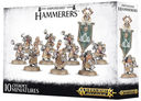 Warhammer Age of Sigmar. Dispossessed. Hammerers/Longbeards (84-07) — фото, картинка — 1