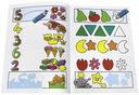 Умные книжки для девчонки и мальчишки (оранжевая) — фото, картинка — 1