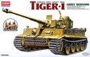 Немецкий тяжелый танк Pz.Kpfw.VI Tiger I (масштаб: 1/35) — фото, картинка — 1