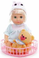 Кукла с игрушкой-пищалкой — фото, картинка — 1