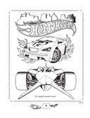 Hot Wheels. 365 игр и раскрасок для юных гонщиков — фото, картинка — 6