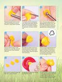 Весенние цветы из полимерной глины — фото, картинка — 6