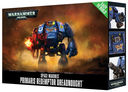 Warhammer 40.000. Space Marines. Primaris Redemptor Dreadnought. Easy to Build (48-87) — фото, картинка — 1