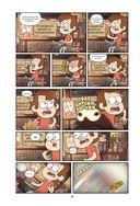 Гравити Фолз. Коллекция коротких комиксов — фото, картинка — 7