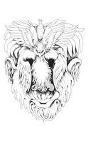Метаморфозы. Мини-раскраска-антистресс для творчества и вдохновения — фото, картинка — 8