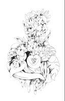 Метаморфозы. Мини-раскраска-антистресс для творчества и вдохновения — фото, картинка — 9