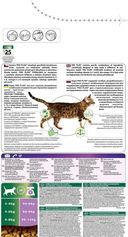 Корм сухой для стерилизованных кошек