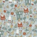 Новогодние украшения из бумаги. 100 простых заготовок — фото, картинка — 2