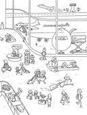 Найди, где! Игра и скетчбук для маленького путешественника — фото, картинка — 7