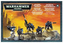 Warhammer 40.000. Space Marines. Scouts with Sniper Rifles (48-29) — фото, картинка — 1