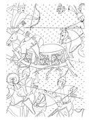 Арабская ночь. Раскраска-антистресс для творчества и вдохновения — фото, картинка — 9