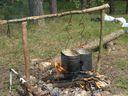 Набор костровой стальной — фото, картинка — 2