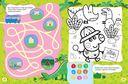 Свинка Пеппа. Игры, задания и аппликации — фото, картинка — 1