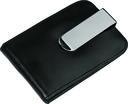 Визитница с зажимом для денег и отделениями для хранения карт памяти и SIM карт — фото, картинка — 1