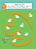 Развиваю логику. Для детей 3-4 лет (+ наклейки) — фото, картинка — 3