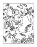 Зендудл. Книга-раскраска — фото, картинка — 3
