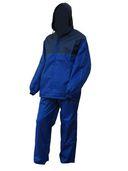 Костюм влаговетрозащитный (р. 56; рост 182 см; сине-васильковый) — фото, картинка — 1