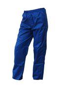Костюм влаговетрозащитный (р. 56; рост 182 см; сине-васильковый) — фото, картинка — 2