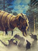 Тираннозавр и другие хищные ящеры — фото, картинка — 4