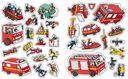 Пожарные и спасатели (+ наклейки) — фото, картинка — 3