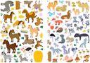 Животные. Книга с наклейками — фото, картинка — 2