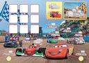 Тачки. Невероятные гонки. Развивающая игра с многоразовыми наклейками — фото, картинка — 2