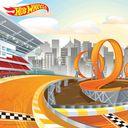 Hot Wheels. На старт, внимание, марш! (плакат + 3D наклейки) — фото, картинка — 2